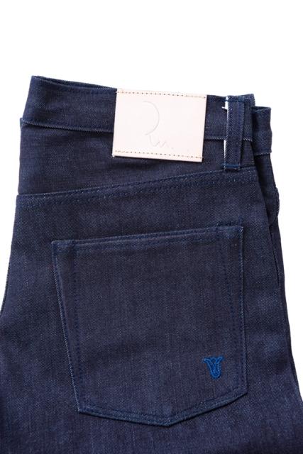 ru denim slim type 02 17.5oz Japanese Red Selvedge Denim long john blog denim jeans amsterdam sao paolo handmade nl holland blue rigid raw unwashed japan (1)