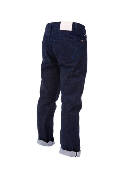ru denim slim type 02 17.5oz Japanese Red Selvedge Denim long john blog denim jeans amsterdam sao paolo handmade nl holland blue rigid raw unwashed japan (10)