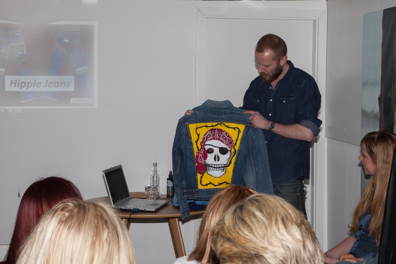 sOliver Oliver long john blog clothing germany hartenstraat amsterdam nl holland jeans denim workshop presentatie lecture fred van leer styling stylist blogger event bloggers blauw blue pop-up store (12)