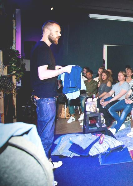 score event long john blog denim workshop masterclass masterclasses arnhem retail stores shops holland 2015 presentation jeans knowledge teacher blue indigo special spijkerbroek evenement  (6)
