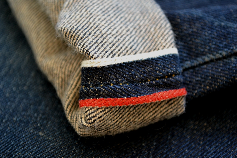 selvage selvage sunday long john blog raw denim jeans self-edge fabric japan kurabo cone mills usa turn-up rock and roll fifties authentic style japan (4)