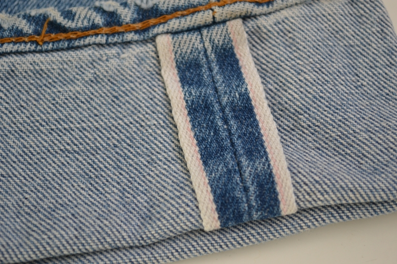 selvage selvage sunday long john blog raw denim jeans self-edge fabric japan kurabo cone mills usa turn-up rock and roll fifties authentic style japan (7)