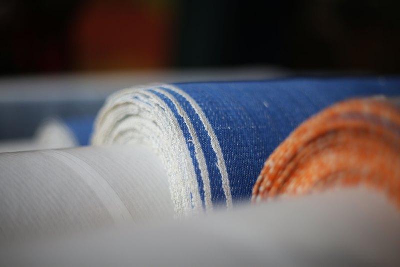 seven senses fabrics handwoven handspun natural indigo kingpins 2016 amsterdam denim days long john blog denim jeans fabrics selvage selvedge (15)