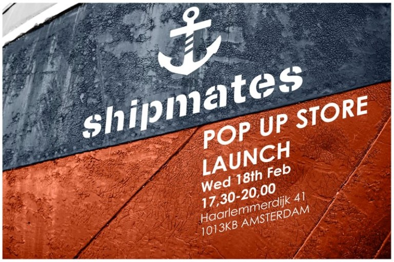 shipmates footwear shoes boots long john blog bart stupers pop-up store shop amsterdam 2015 spring summer american japan fabrics jeans denim casual classic (2)