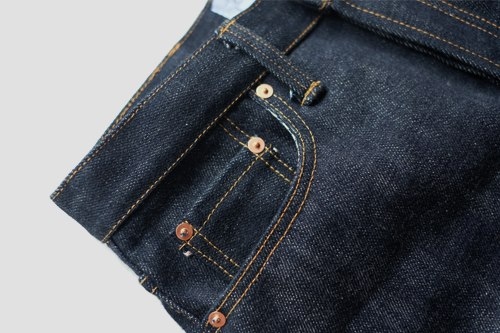 spanky denim long john blog jeans selvage indonesia japan usa fabrics selvedge raw rigid blue indigo wornout vintage leather  (10)