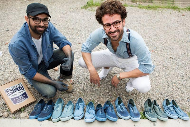 sperry footwear shoes long john blog blue indigo denimboulevard milan natural dipping dip event 2016 jeans denim special (1)