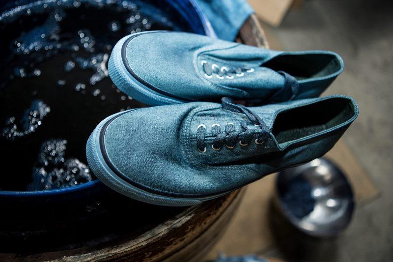 sperry footwear shoes long john blog blue indigo denimboulevard milan natural dipping dip event 2016 jeans denim special (5)