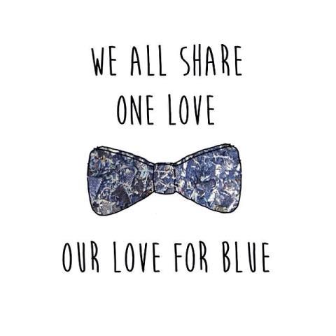 spijkerbrij denim jeans bow tie handmade long john blog blue new recycle fresh hku leonie lois amsterdam holland blue love blauw strikje vlinderdasje re-use  (9)