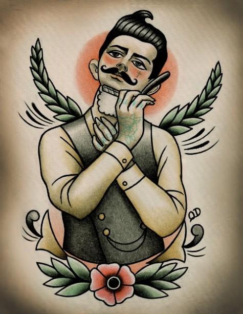 Tattoo Art By Artist Quyen Dinh