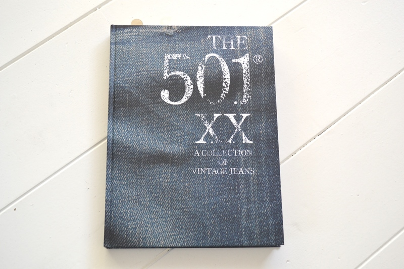 the 501XX a collection of vintage jeans book long john yutaka fujihara japan 2015 levi's levis strauss 501 fit heritage usa americana denim history blue miners   (1)