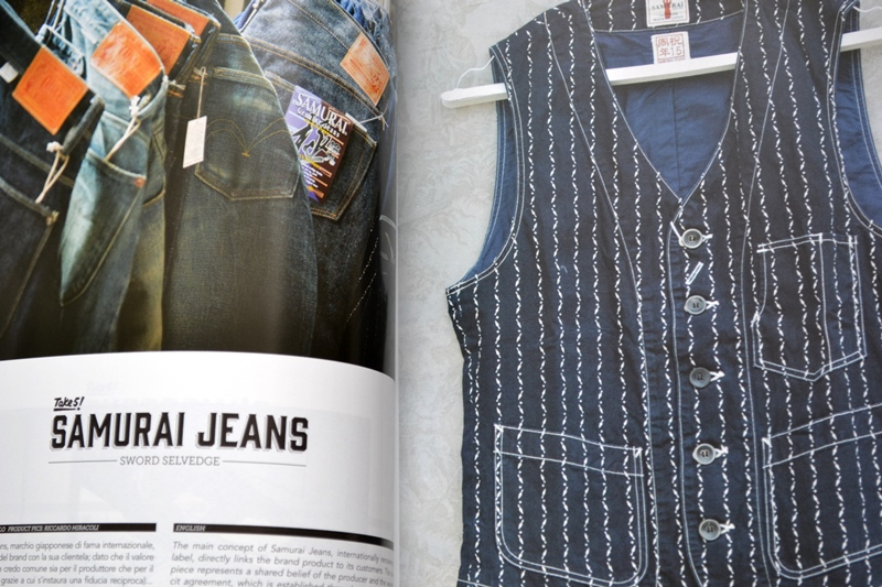the overall magazine long john blog jeans denim boots authentic workwear italy worker blue indigo book mag blue magazine farm edition snap shot edition  (13)