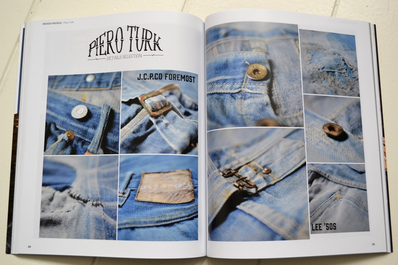 the overall magazine long john blog jeans denim boots authentic workwear italy worker blue indigo book mag blue magazine farm edition snap shot edition  (22)