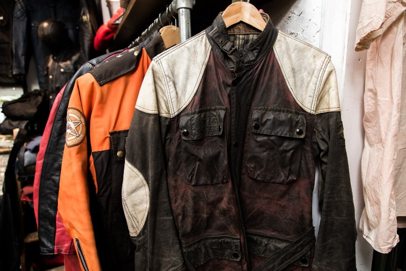 the vintage showroom london uk long john blog clothing workwear military jeans denim clothes archive collectors (13)