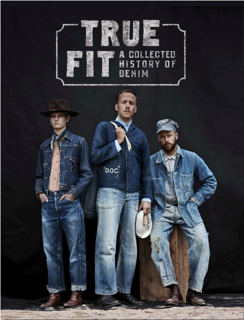 true fit collectors denim jeans book long john blog 2014 miners vintage Viktor Fredbäck sweden new guide boek levi's lee wrangler truefit selvage selvedge collector mike harris usa us farmers  (11)