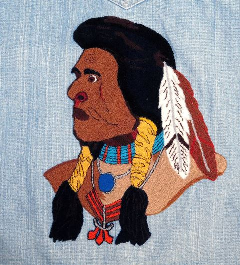 vintage levis jacket denim original indian (3)
