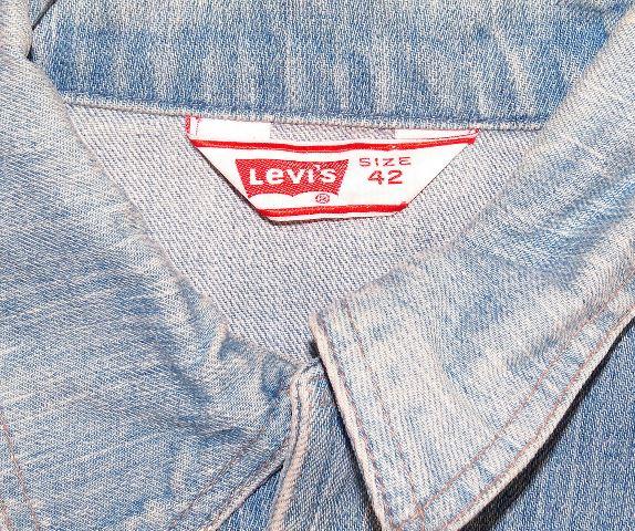 vintage levis jacket denim original indian (5)