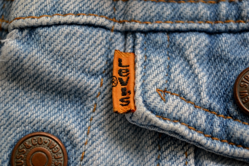 vintage levi's jeans jack baby long john blog orange tab 5 pocket right hand fabric light blue zipper usa levi strauss non-selvage selvedge buttons treasure hunting private collection wouter munnichs u (6)