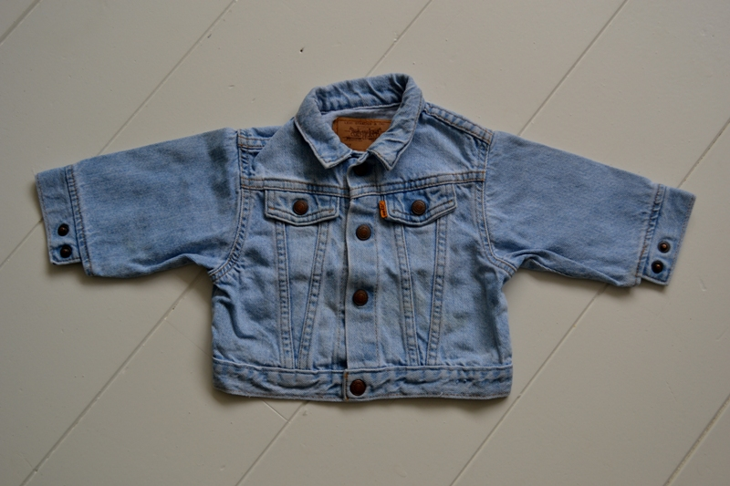 vintage levi's jeans jack baby long john blog orange tab 5 pocket right hand fabric light blue zipper usa levi strauss non-selvage selvedge buttons treasure hunting private collection wouter munnichs u