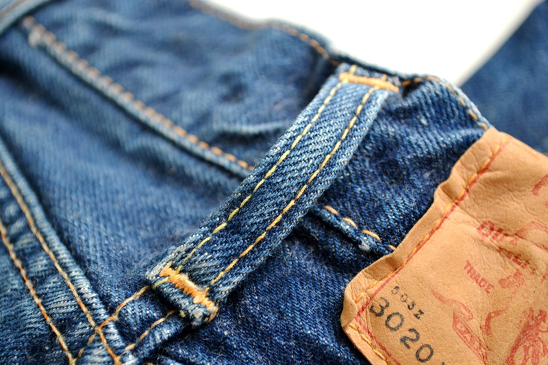 vintage-levis-levis-big-e-kids-toddler-jeans-denim-long-john-blog-bige-zipper-talon-24-snap-button-selvage-selvedge-single-stitched-baby-1960-original-usa-made-lemon-tabacco-1