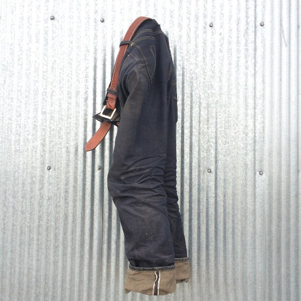 white horse trading company jeans denim long john blog cowboy rigid raw old school skool selvage selvage  (1)
