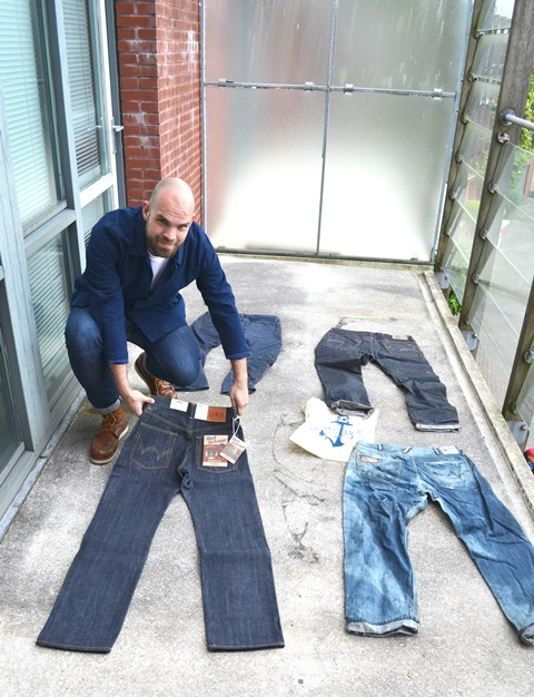 wim ravestein denimhead denimpeople long john blog jeans blue blood g-star us lumber edwin jeans japan rooftop project passion indigo blue rigid raw unwashed (2)
