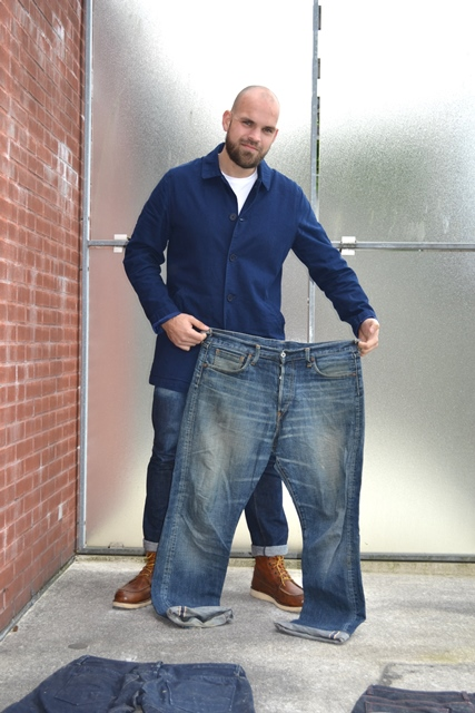 wim ravestein denimhead denimpeople long john blog jeans blue blood g-star us lumber edwin jeans japan rooftop project passion indigo blue rigid raw unwashed (7)