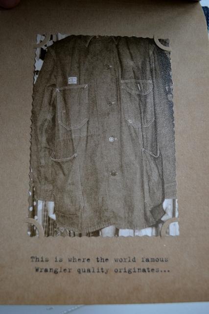 wrangler blue bell catalog long john blog jeans denim raw rigid selvage selvedge photobook history jackets limited edition long john usa americana logo singer stiching (14)