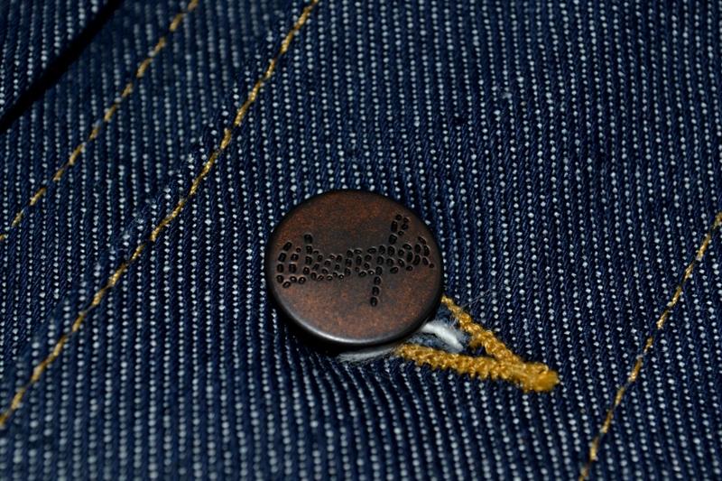 wrangler blue bell jacket long john blog promo jack champion 1956 1904 jeans denim selvage golden selvedge blue rigid unwashed deadstock jas spijkerstof spijkerjas usa cowboy rodeo (24)