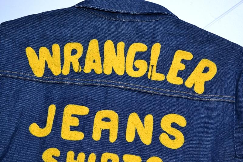wrangler blue bell jacket long john blog promo jack champion 1956 1904 jeans denim selvage golden selvedge blue rigid unwashed deadstock jas spijkerstof spijkerjas usa cowboy rodeo (27)