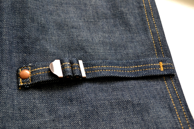 wrangler blue bell jacket long john blog promo jack champion 1956 1904 jeans denim selvage golden selvedge blue rigid unwashed deadstock jas spijkerstof spijkerjas usa cowboy rodeo (31)
