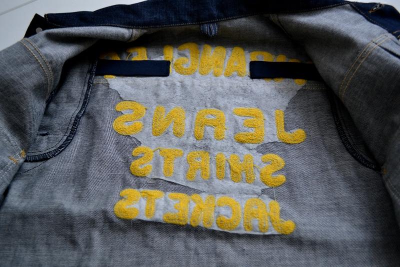 wrangler blue bell jacket long john blog promo jack champion 1956 1904 jeans denim selvage golden selvedge blue rigid unwashed deadstock jas spijkerstof spijkerjas usa cowboy rodeo (34)
