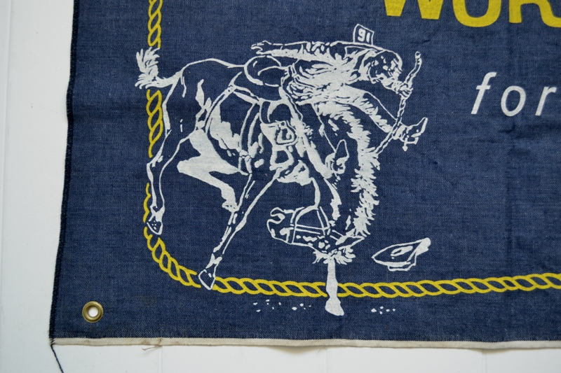 wrangler blue bell jeans banner long john blog vintage usa america window promo material raw unwashed selvage plain selvedge (9)
